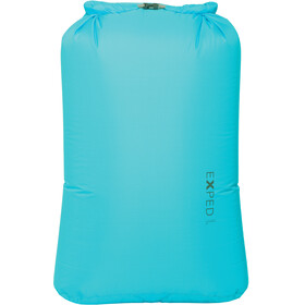 Exped Fold Drybag 40L cyan